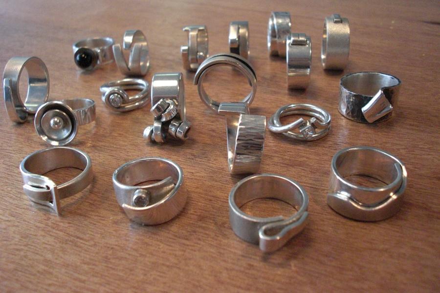 Wonderbaarlijk MAAK JOUW EIGEN RING - Ontwerp en maak jouw ring helemaal zelf! RI-53