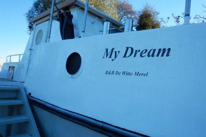Korting Overnachten in een boot