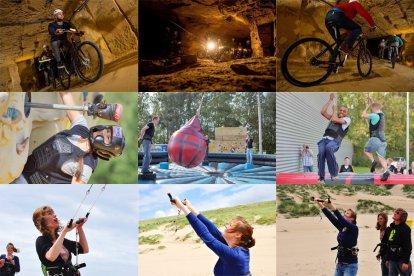 Sportief cadeau: actieve uitjes voor het hele jaar