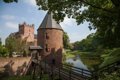 Luxe overnachting in een kasteeltoren