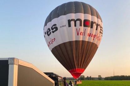 Ballonvaren in Zeeland en West-Brabant