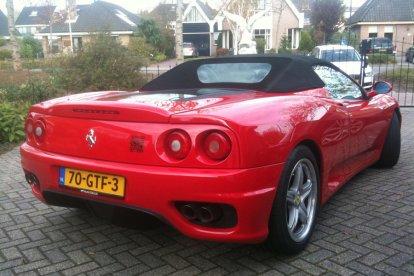 Cadeau Voor Hem Ferrari Rijden Goedkope 45 Km Auto Leasen