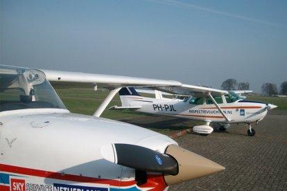 Zelf vliegen boven de Veluwe