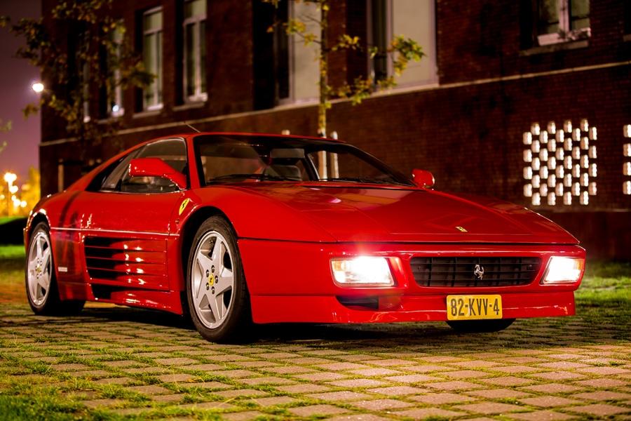 Zelf In Een Ferrari Rijden
