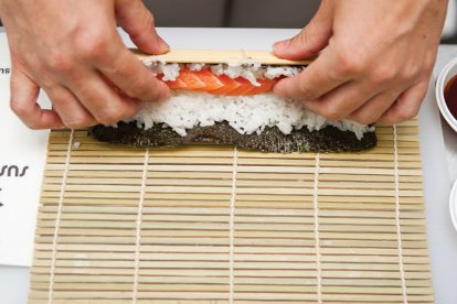 Workshop: Sushi maken