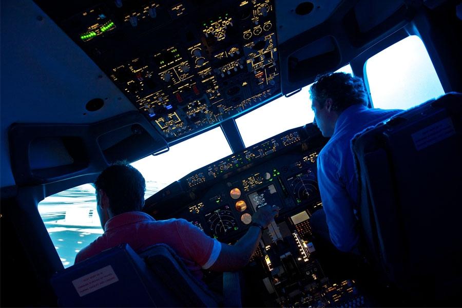 Zelf Vliegen In Een Boeing 737 Trainings Simulator