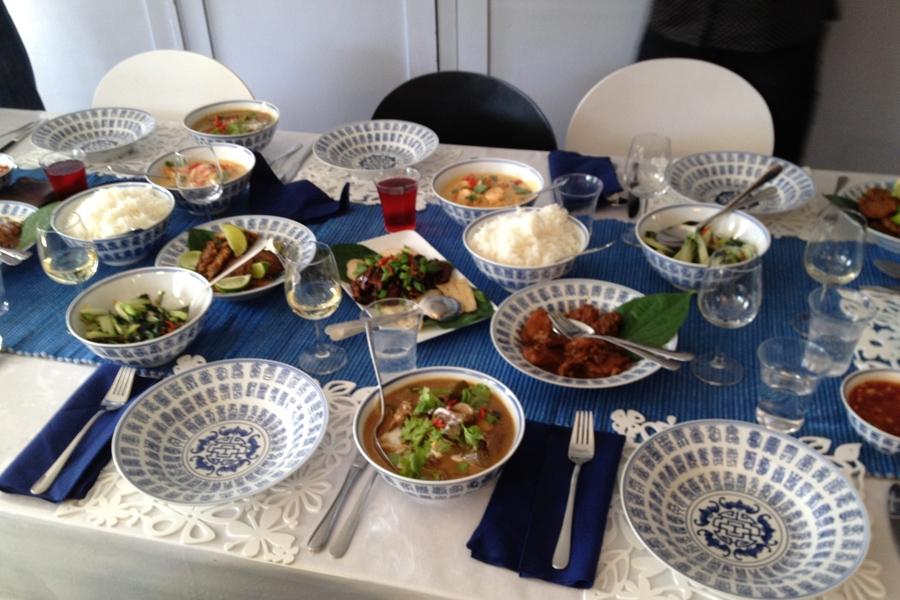 Keuken Cadeaus : THAISE KOOKWORKSHOP – Leer hoe jij zelf heerlijke Thaise gerechten