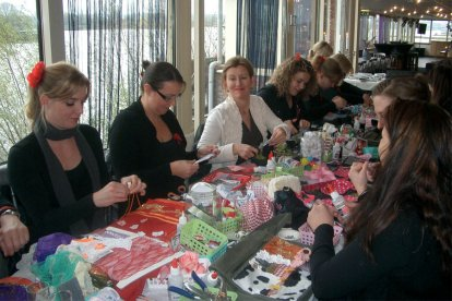 Workshop: Tassen pimpen