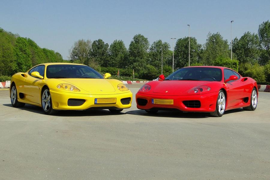 Zelf Rijden In Een Ferrari Naar Keuze