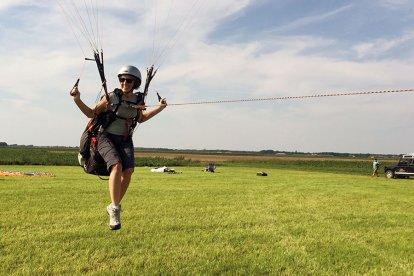 Introductiedag Paragliding